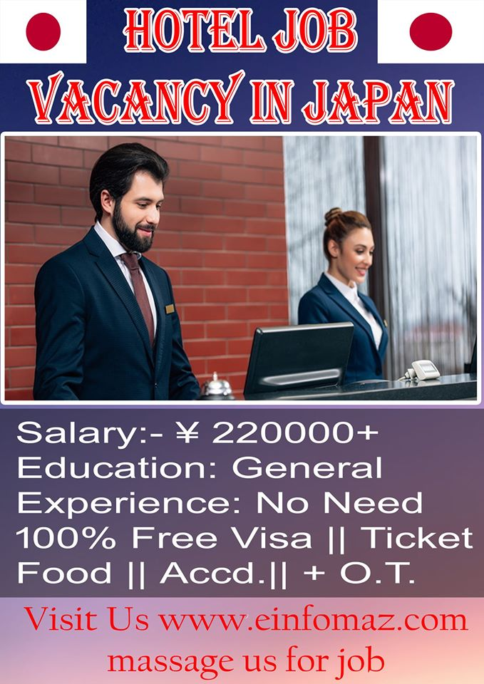 Jobs In Hotel