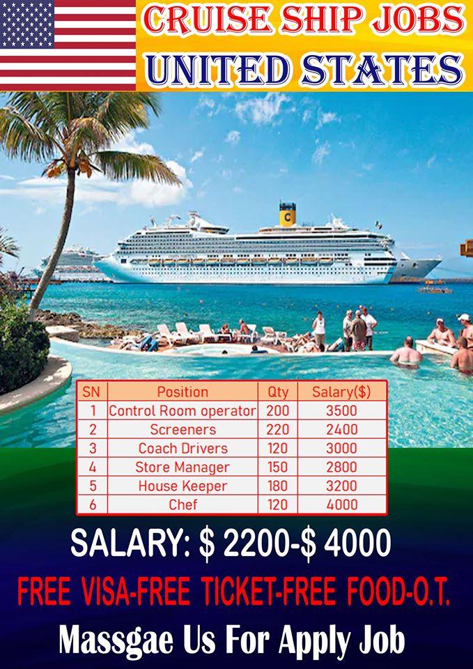Cruise Ship Jobs Nurse