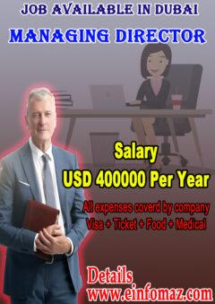 Jobs In Dubai It