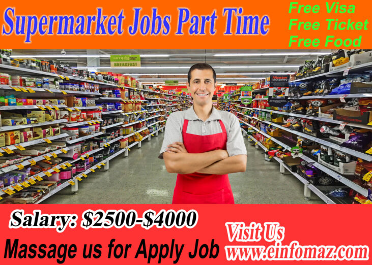 Supermarket Jobs Part Time