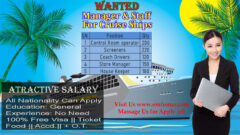 Jobs On A Cruise Ship