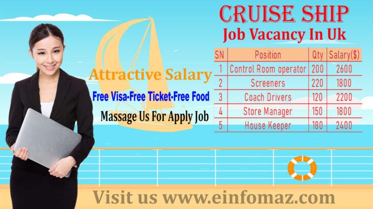 On Cruise Ship Jobs