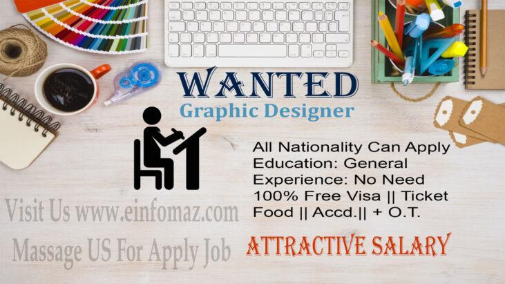 Online Graphic Design Works