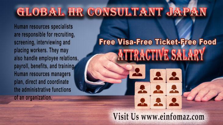 Global HR Consultant Japan