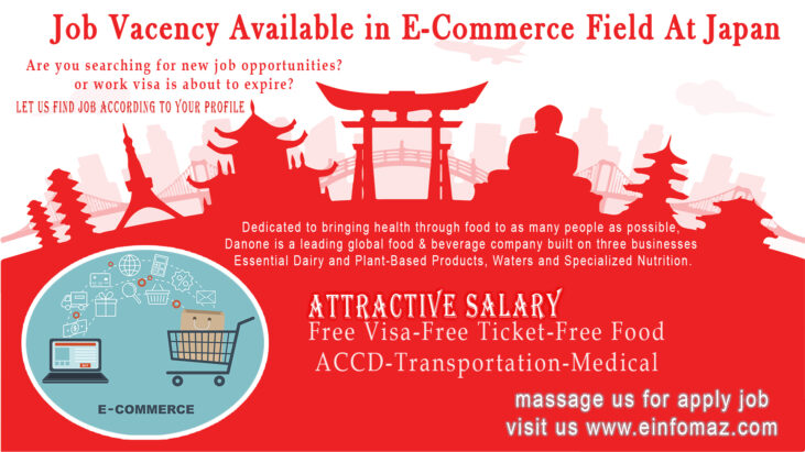 Japanese Required E-Commerce Manager