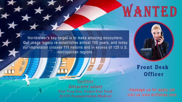 Cruise Ship In America